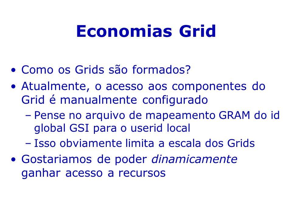 Economias Grid Como os Grids são formados