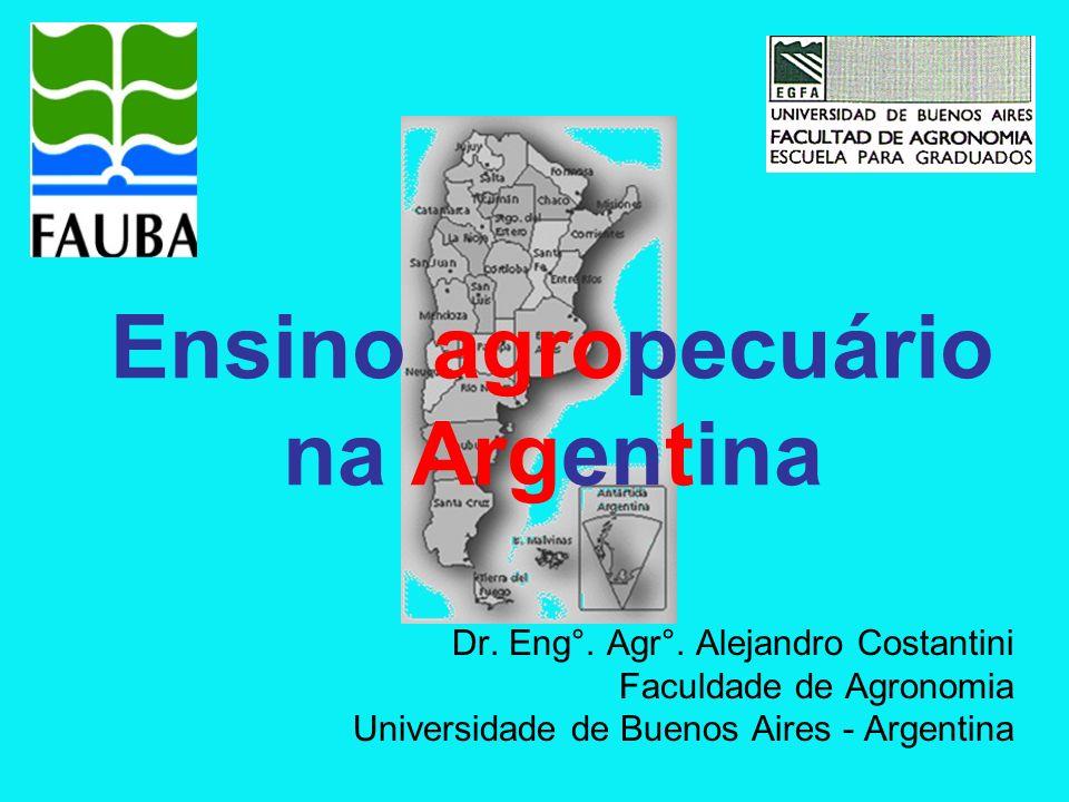 Ensino agropecuário na Argentina