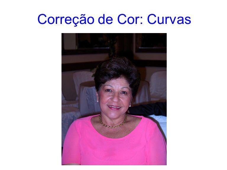 Correção de Cor: Curvas
