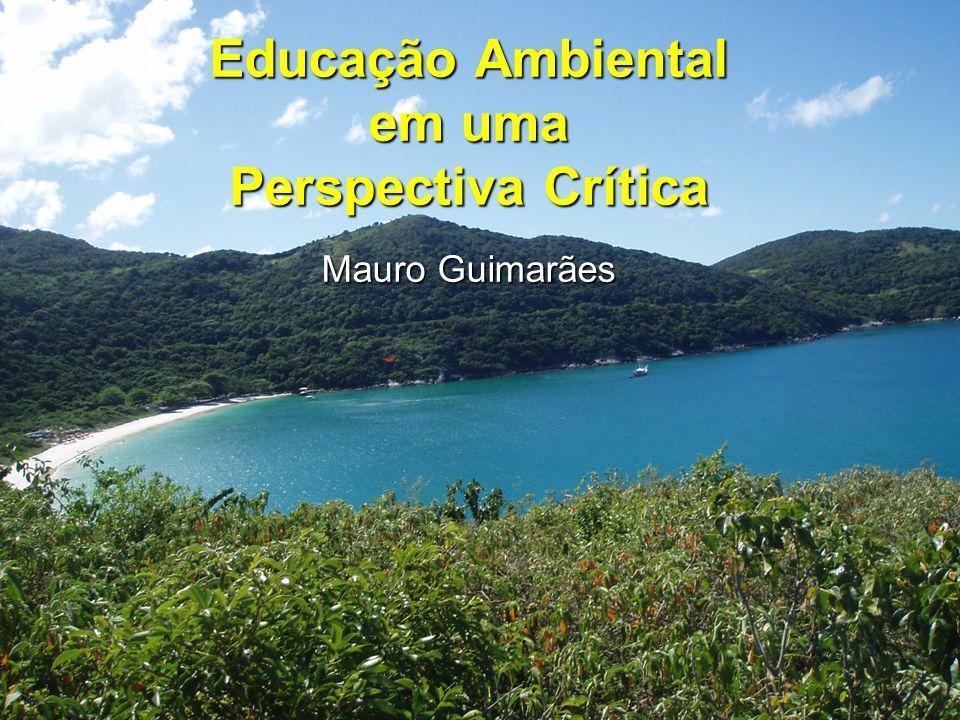 Educação Ambiental em uma Perspectiva Crítica