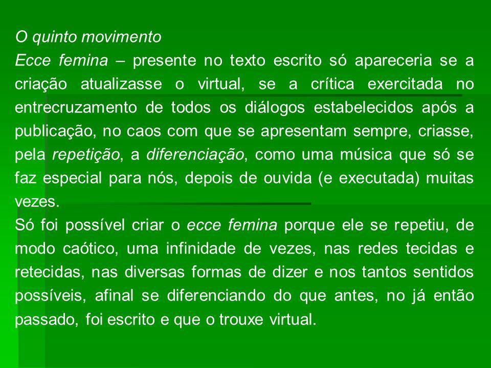 O quinto movimento