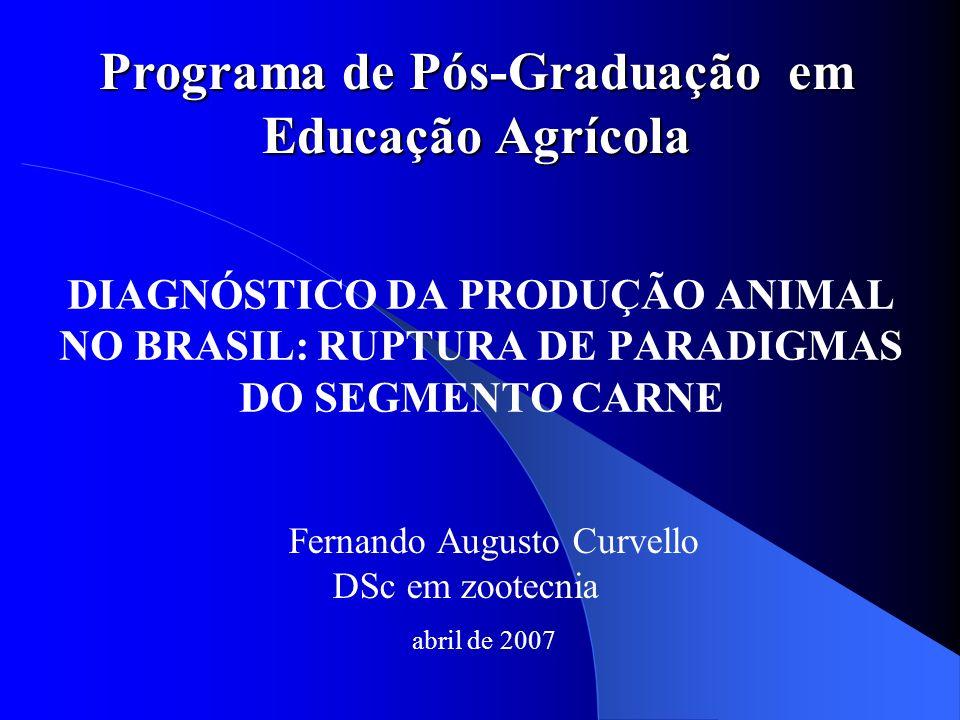 Programa de Pós-Graduação em