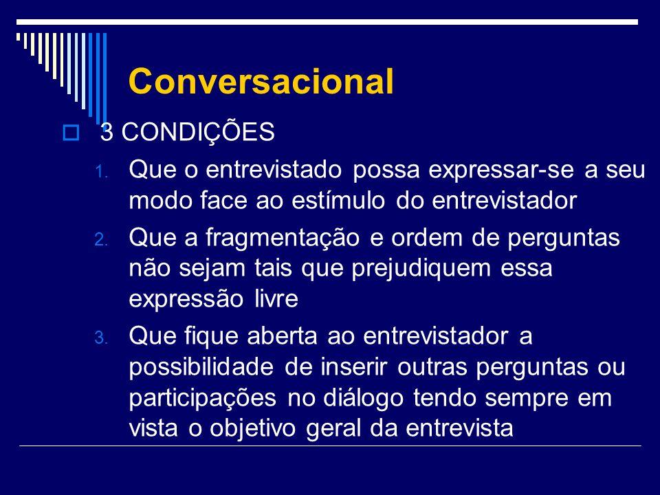 Conversacional 3 CONDIÇÕES