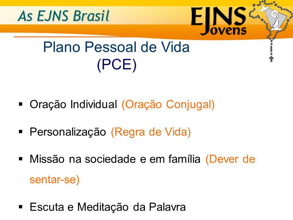 Plano Pessoal de Vida (PCE)