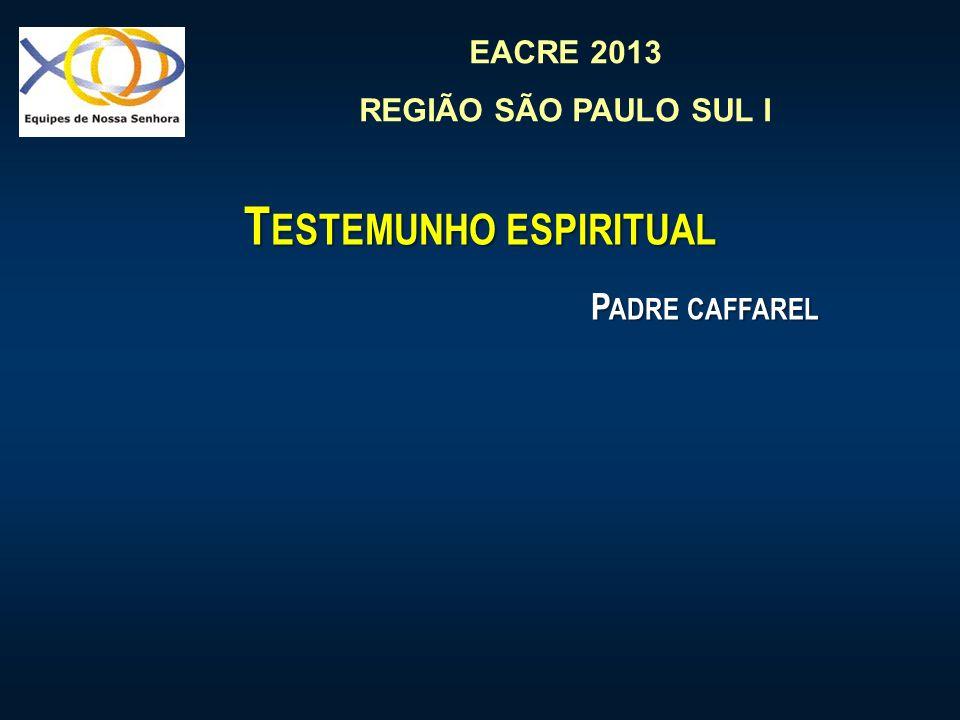 Testemunho espiritual