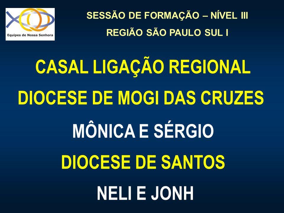 CASAL LIGAÇÃO REGIONAL DIOCESE DE MOGI DAS CRUZES