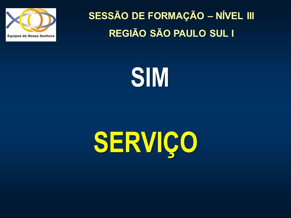 SIM serviço