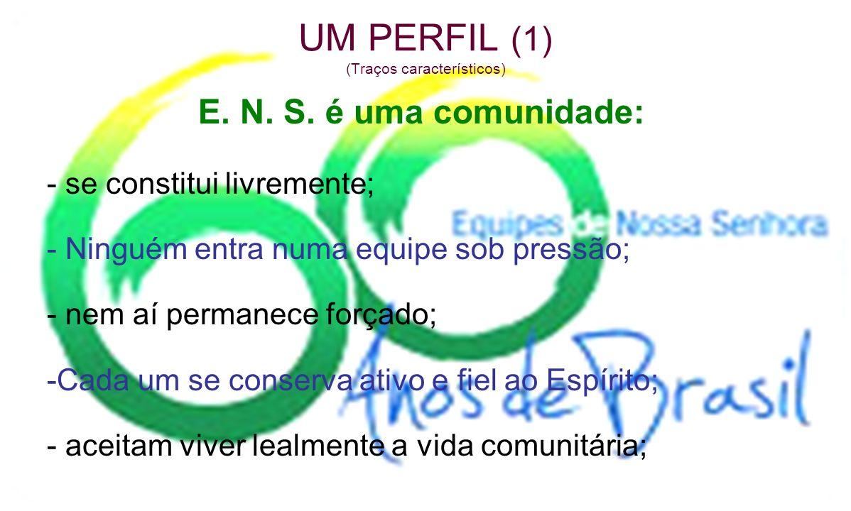 UM PERFIL (1) (Traços característicos)