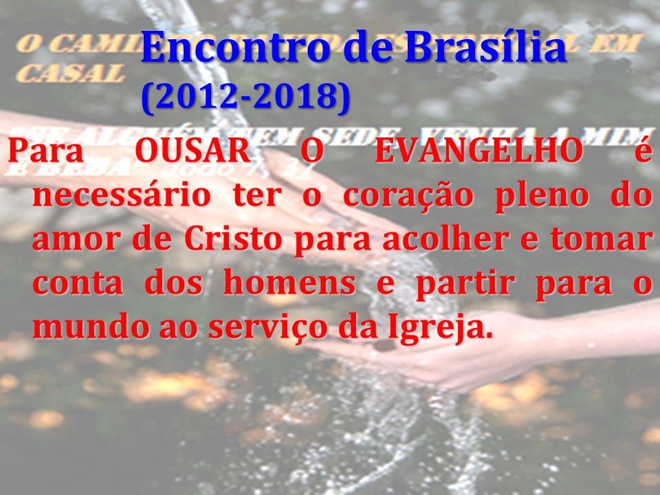 Encontro de Brasília (2012-2018)