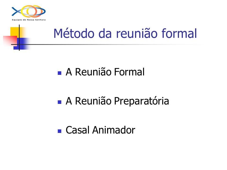 Método da reunião formal