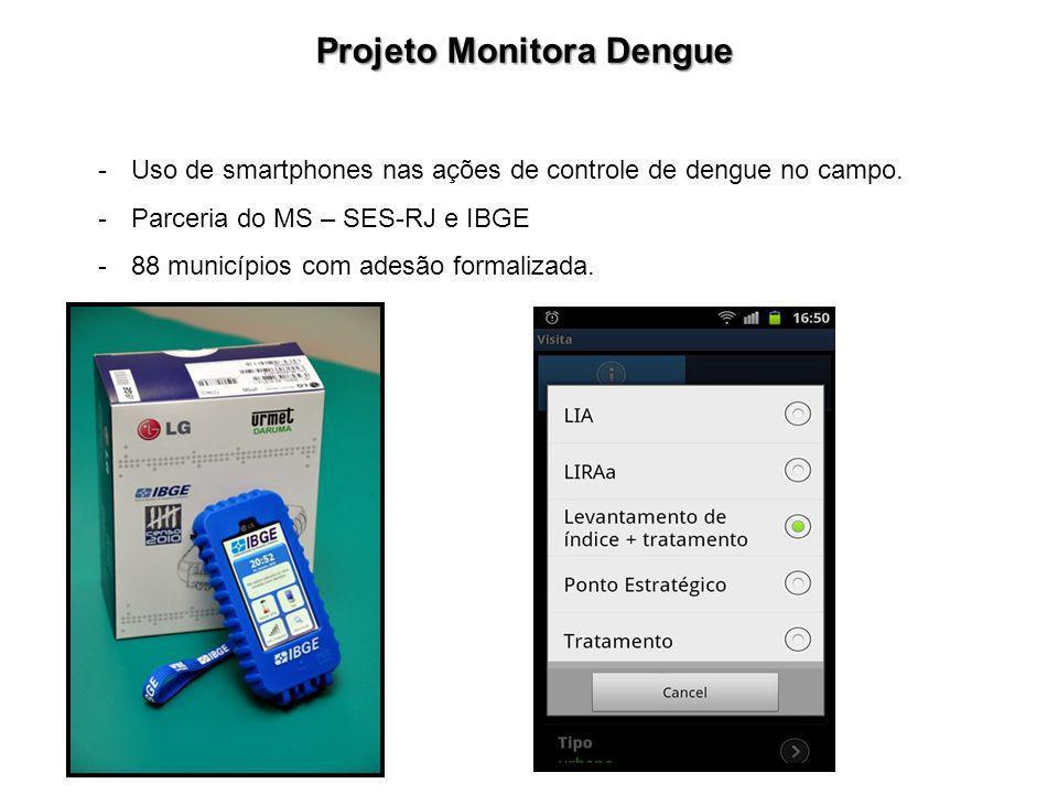 Projeto Monitora Dengue
