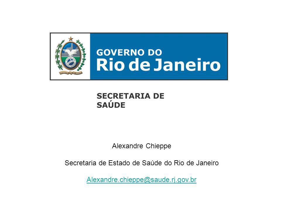 Secretaria de Estado de Saúde do Rio de Janeiro
