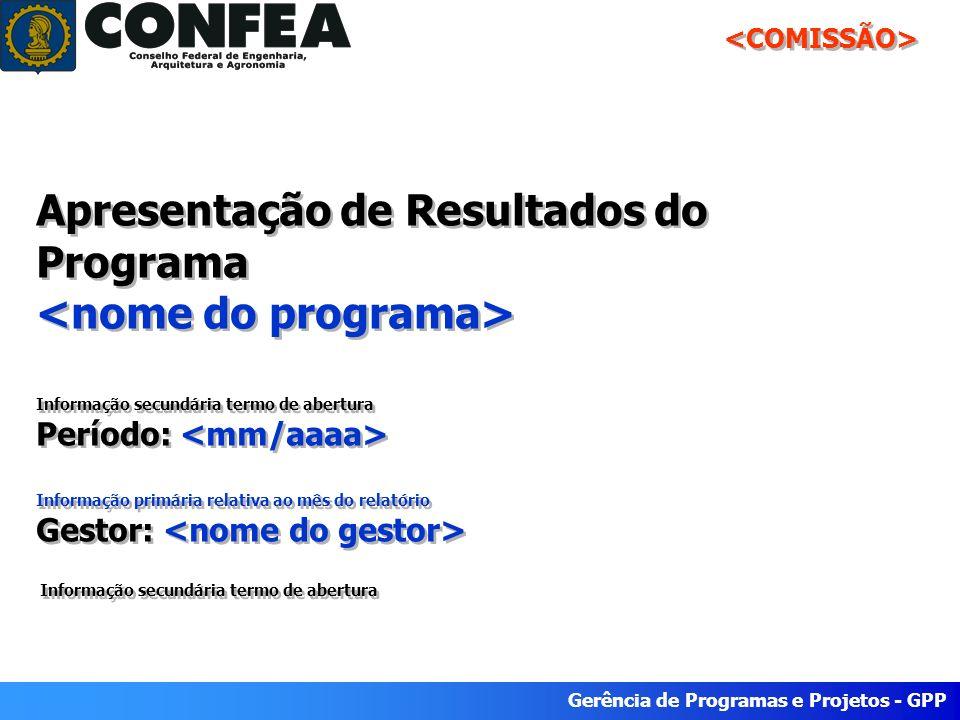 <COMISSÃO>