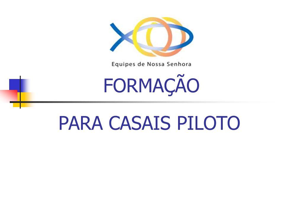 FORMAÇÃO PARA CASAIS PILOTO