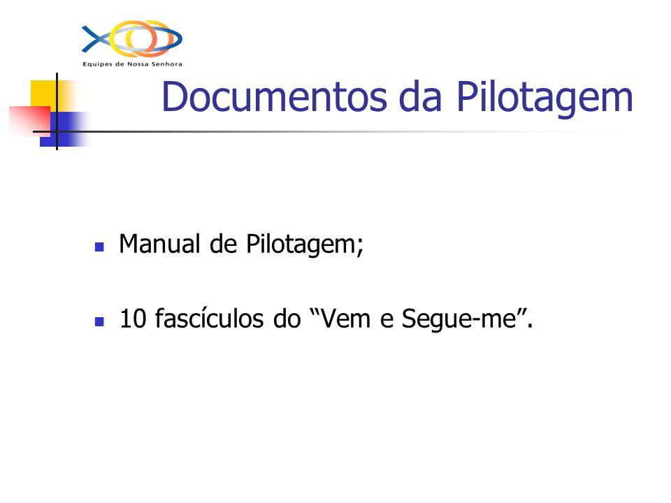 Documentos da Pilotagem