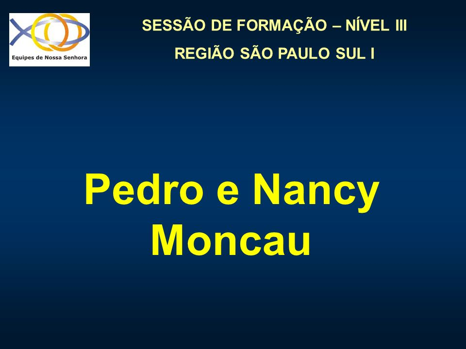 Pedro e Nancy Moncau