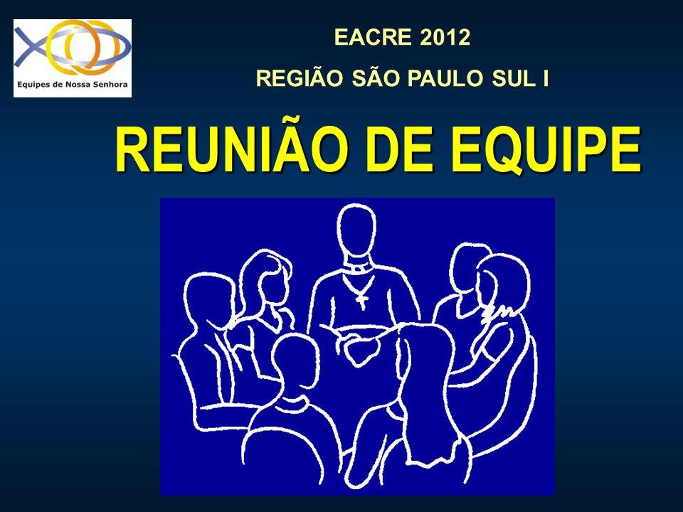REUNIÃO DE EQUIPE