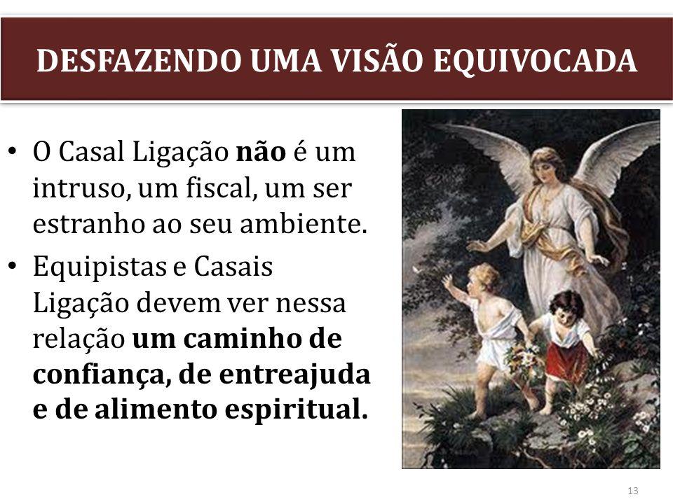 DESFAZENDO UMA VISÃO EQUIVOCADA
