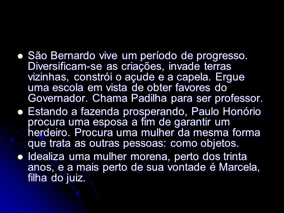 São Bernardo vive um período de progresso