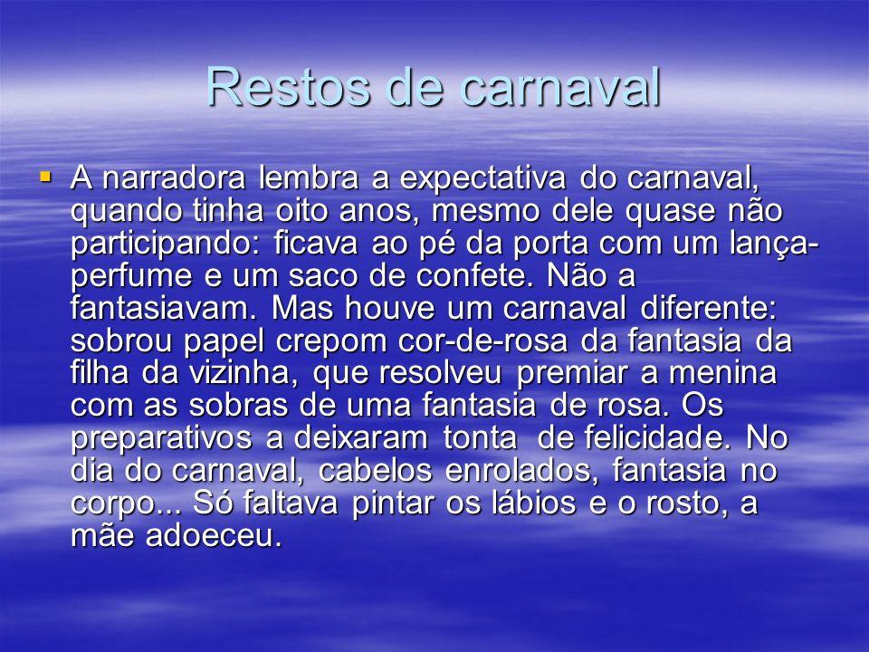 Restos de carnaval