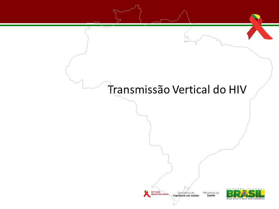 Transmissão Vertical do HIV