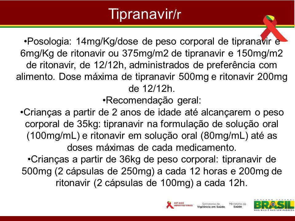 Tipranavir/r
