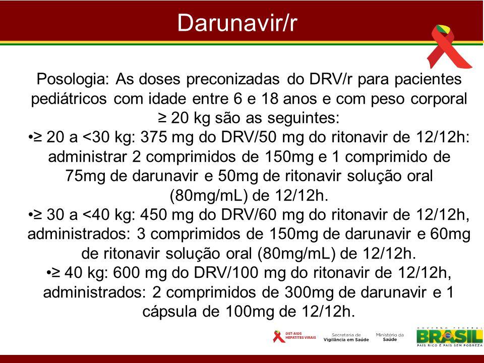 Darunavir/r