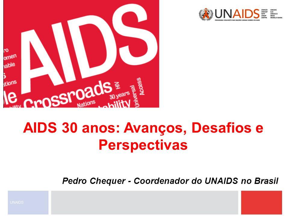 AIDS 30 anos: Avanços, Desafios e Perspectivas