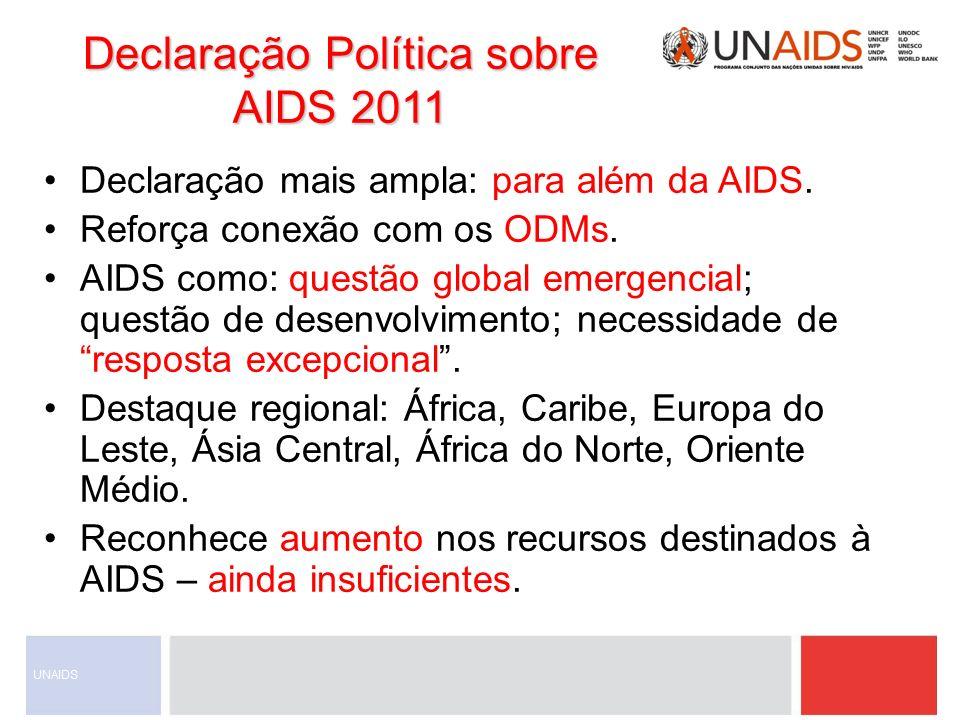 Declaração Política sobre AIDS 2011
