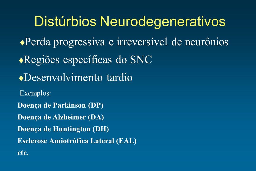 Distúrbios Neurodegenerativos