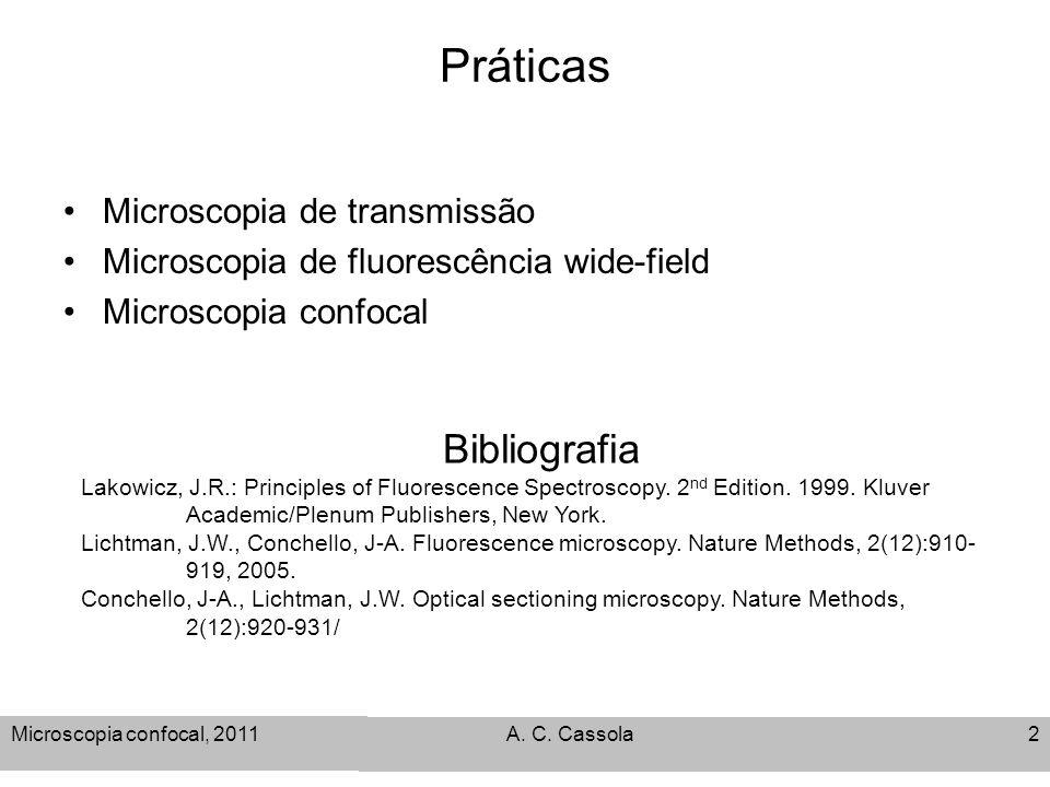 Práticas Bibliografia Microscopia de transmissão