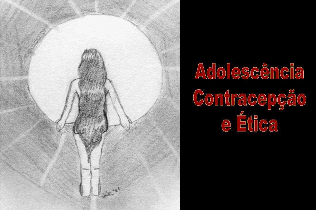 Adolescência Contracepção e Ética