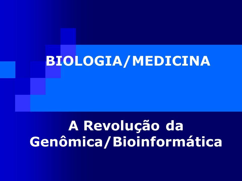Genômica/Bioinformática