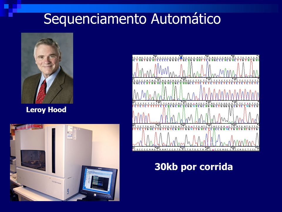 Sequenciamento Automático