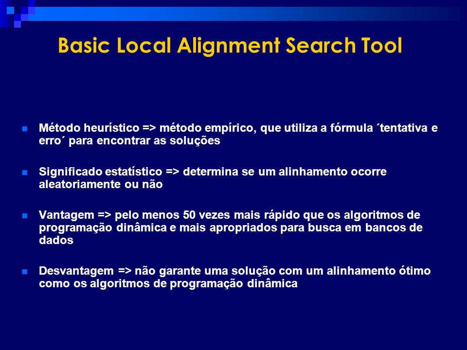 Basic Local Alignment Search Tool