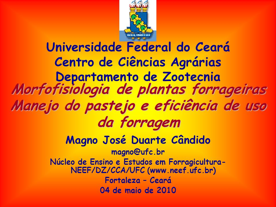 Magno José Duarte Cândido