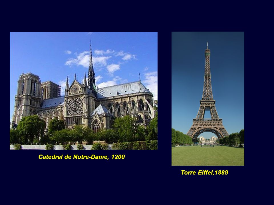 Catedral de Notre-Dame, 1200