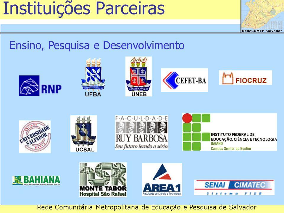 Instituições Parceiras