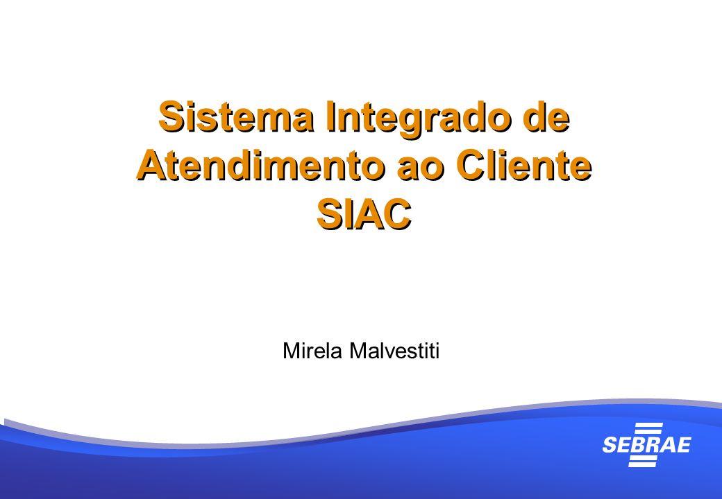 Sistema Integrado de Atendimento ao Cliente