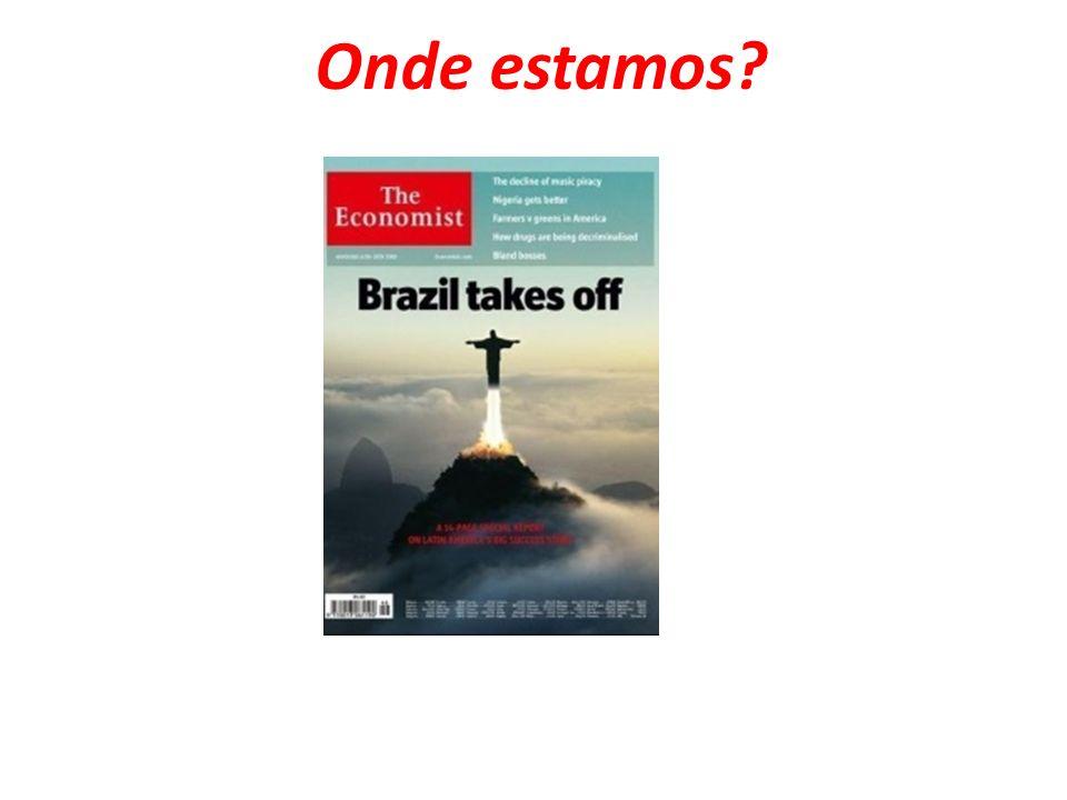 Onde estamos Carlos Alberto dos Santos