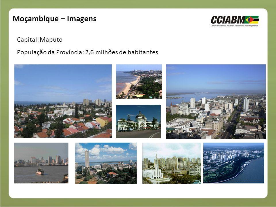 Moçambique – Imagens Capital: Maputo