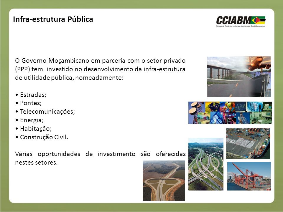 Infra-estrutura Pública