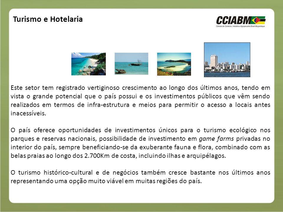 Turismo e Hotelaria