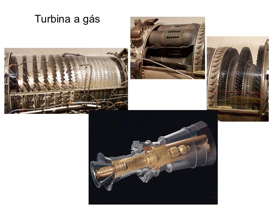 Turbina a gás