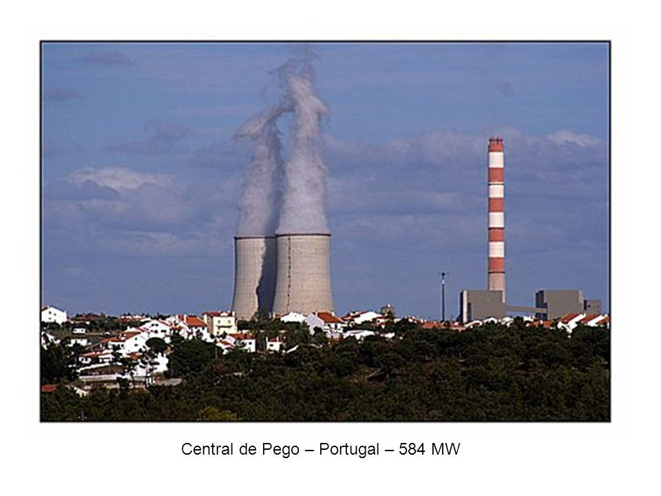 Central de Pego – Portugal – 584 MW