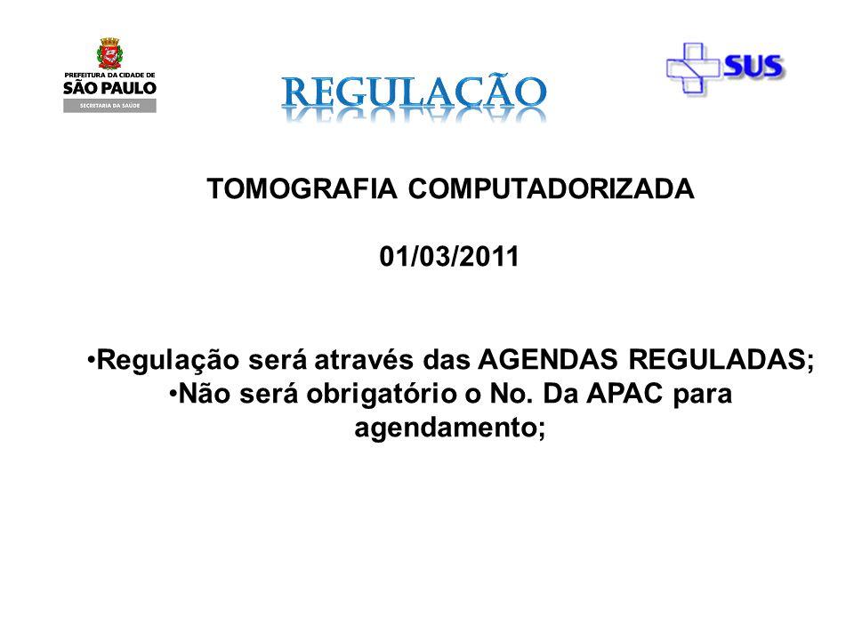 TOMOGRAFIA COMPUTADORIZADA 01/03/2011