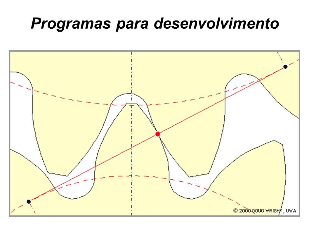 Programas para desenvolvimento