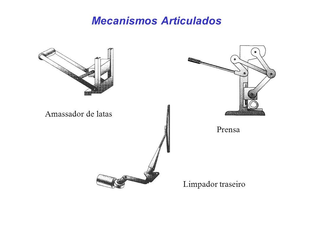 Mecanismos Articulados