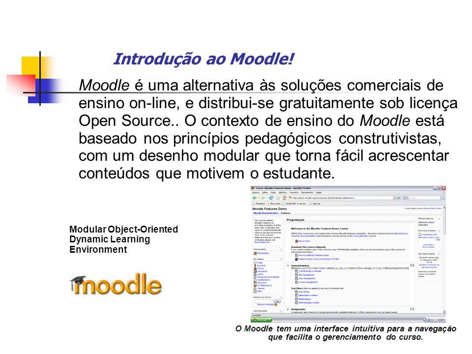 Introdução ao Moodle!
