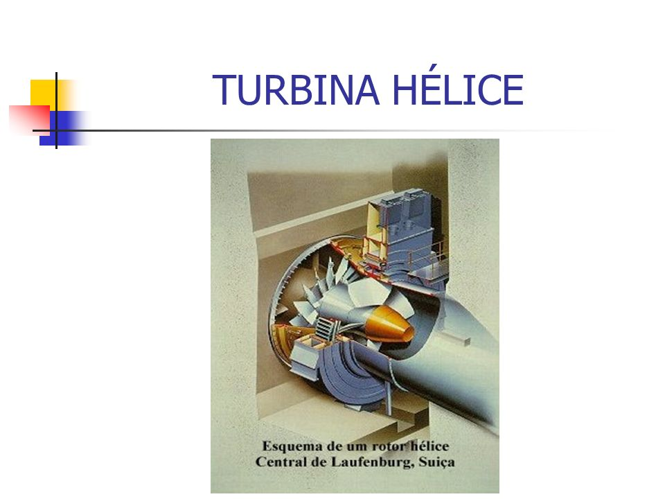 TURBINA HÉLICE